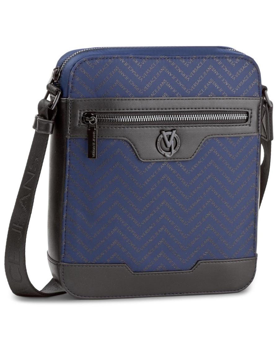 miglior sito web 3776e c4155 Tracolla Versace Jeans | UOMO Blue